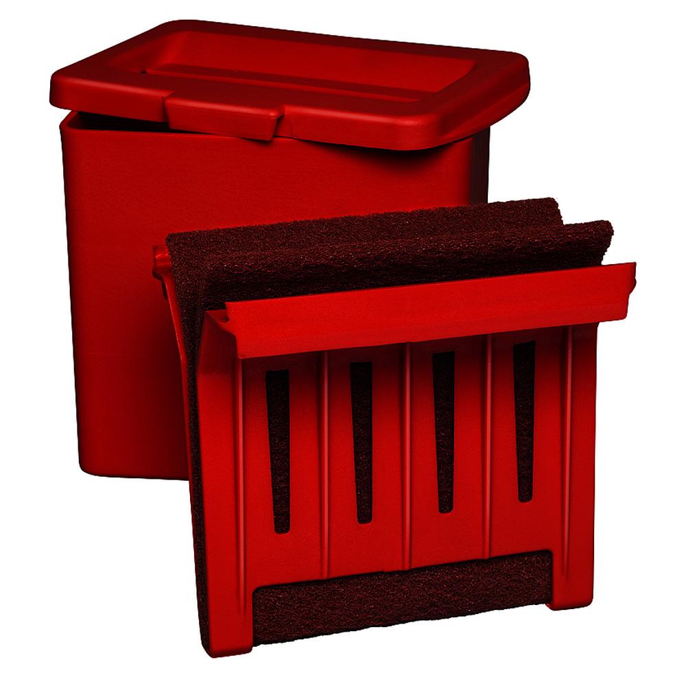 spachtelklingen reinigungsbox easy clean autolack und. Black Bedroom Furniture Sets. Home Design Ideas