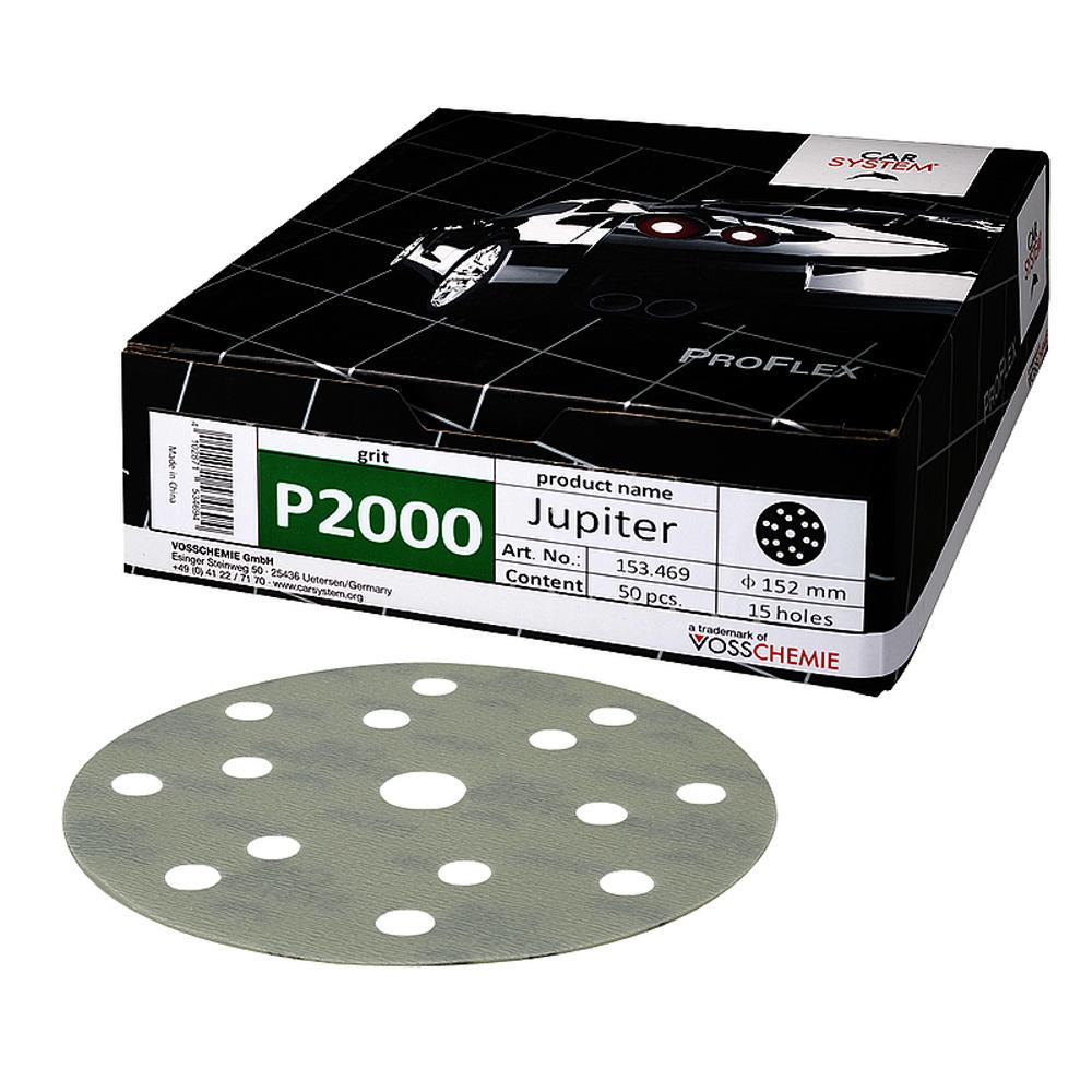 exzenterscheiben proflex jupiter 152mm einzeln oder als. Black Bedroom Furniture Sets. Home Design Ideas