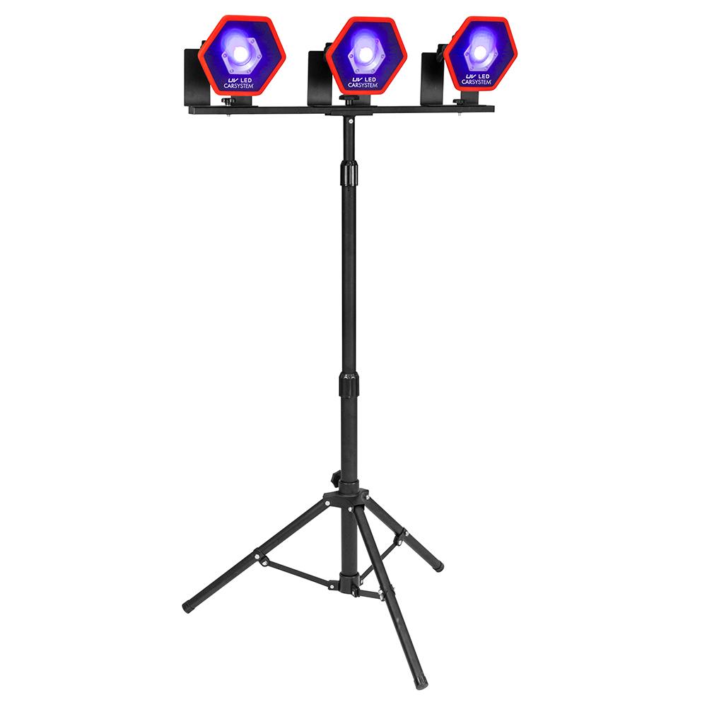 Stativ für UV LED Lampe (ohne Lampen) - Autolack und Zubehör online ...
