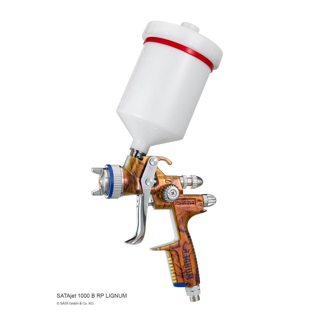 satajet   rp lignum  mit  qcc kunststoff