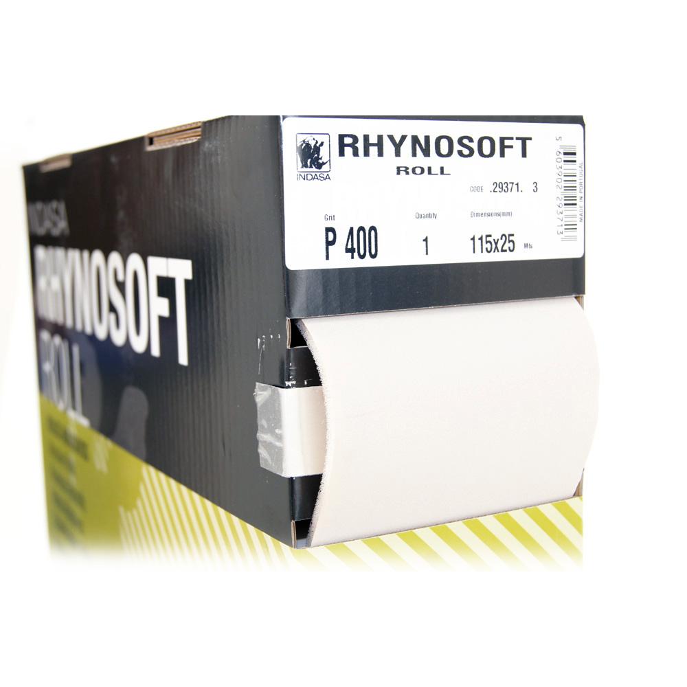 rhynosoft soft rollen 115mmx25m autolack und zubeh r. Black Bedroom Furniture Sets. Home Design Ideas